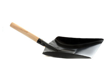 225mm Shovel with Wooden handle